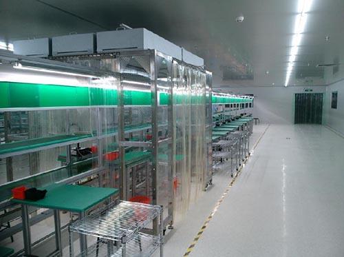 北京優質潔凈棚供應商 榮亦信供應