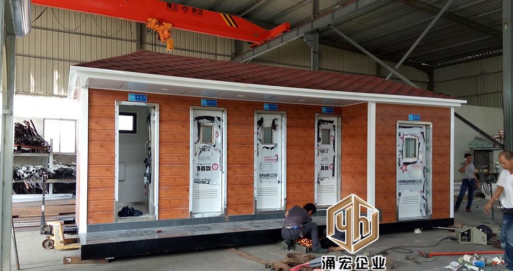 福建钢结构生态公厕定做,生态公厕