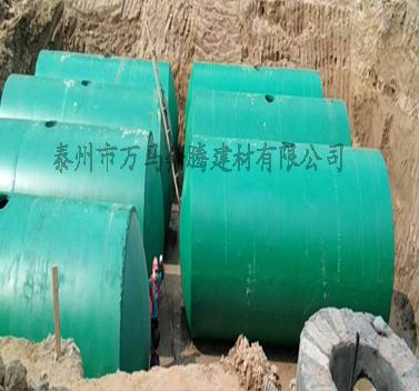 江苏钢筋混泥土一体化化粪池性价比高,钢筋混泥土一体化化粪池