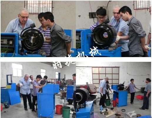 重庆钢管缩管机价格 时捷供应