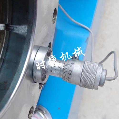 陕西压建筑缩管机 钢管缩管机价格 时捷供应