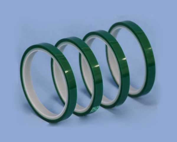 专用PET绿硅胶带厂家,PET绿硅胶带