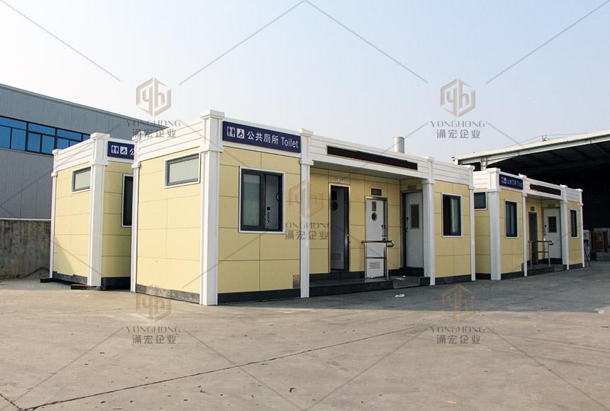 公园生态厕所厂家供应,生态厕所