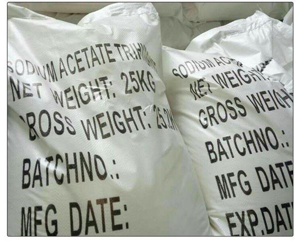 浙江醋酸钠价格 苏州市同隽化工产品科技供应