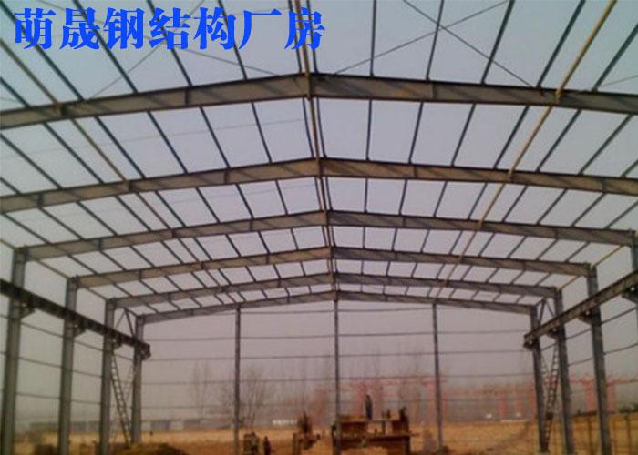 南阳钢结构厂房上门维修 萌晟供应