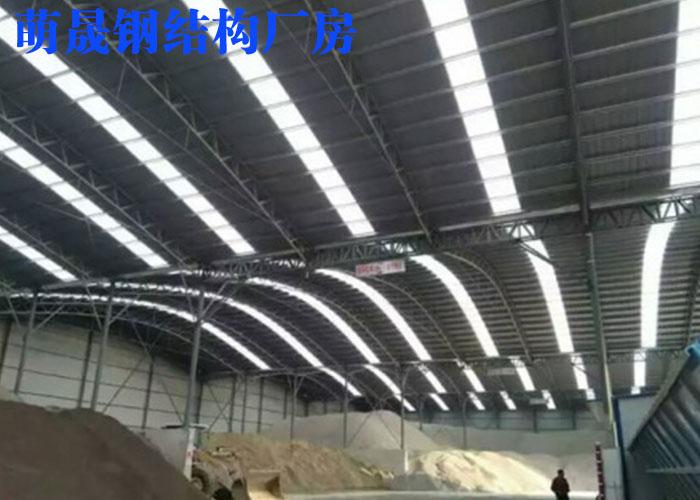 河南隔热钢结构厂房 萌晟供应