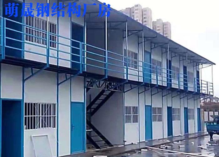 河南钢结构厂房上门服务 萌晟供应