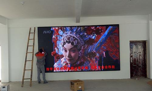 淄博LED显示屏制作「淄博浩宇光电供应」