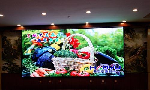 滨州市单色LED显示屏价格「淄博浩宇光电供应」