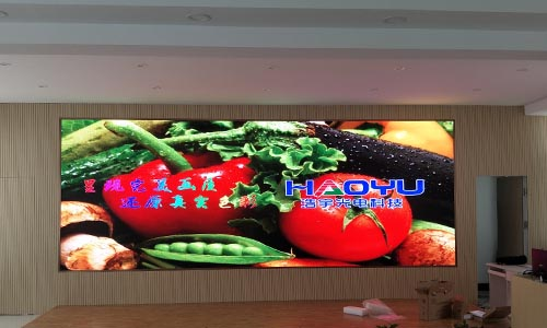 阳信县双色LED显示屏价格「淄博浩宇光电供应」