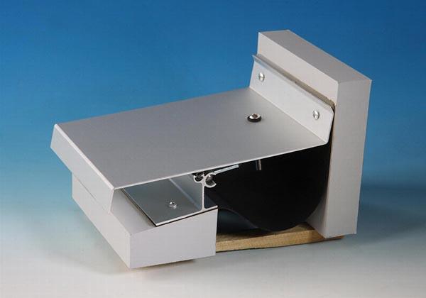 绍兴屋面伸缩缝厂家 安信变形缝供应