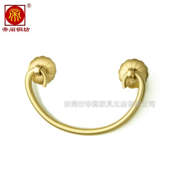 湖南正规纯铜拉手厂家供应,纯铜拉手