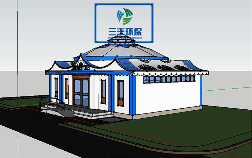 内蒙古移动厕所厂家 欢迎咨询 内蒙古三丰环保工程yabovip168.con