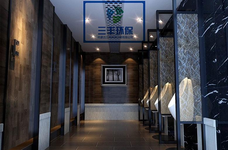 内蒙古小型移动厕所采购 内蒙古三丰环保工程供应