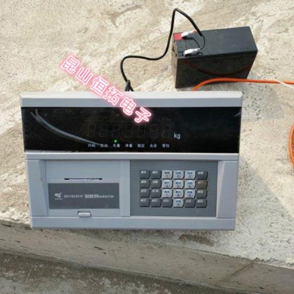 苏州电子汽车衡厂家 昆山市玉山镇恒拓电子仪器供应