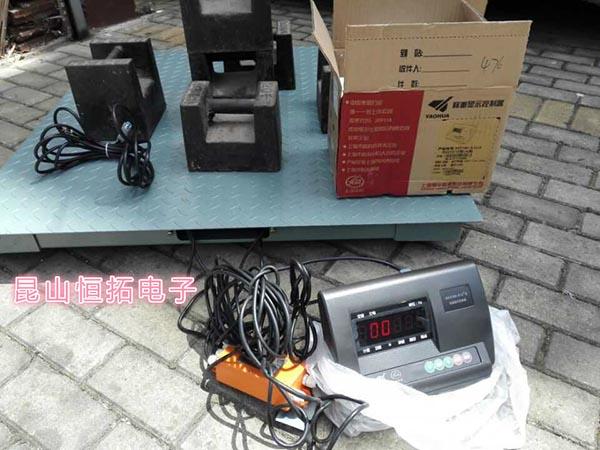 江苏称重地磅制造厂家 昆山市玉山镇恒拓电子仪器供应