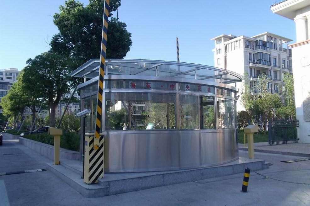 内蒙古自动不锈钢岗亭采购 欢迎咨询 内蒙古三丰环保工程亚博百家乐