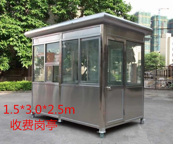 內蒙古小型不銹鋼崗亭 租賃 內蒙古三豐環保工程供應
