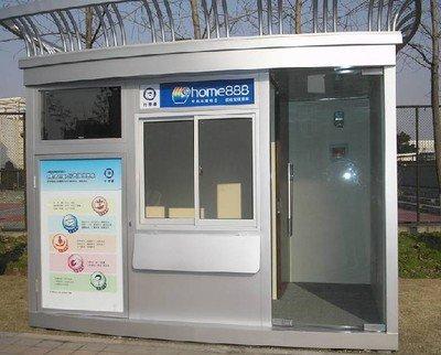 內蒙古直銷不銹鋼崗亭 歡迎咨詢 內蒙古三豐環保工程供應