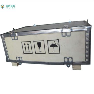 上海钢带箱销售厂家 上海嘉岳木制品供应