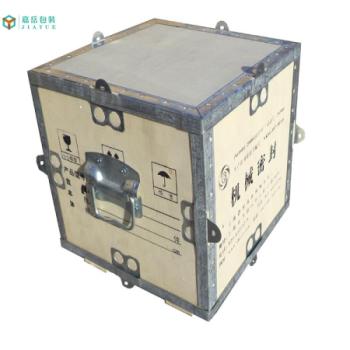 上海钢带箱哪家专业 上海嘉岳木制品供应