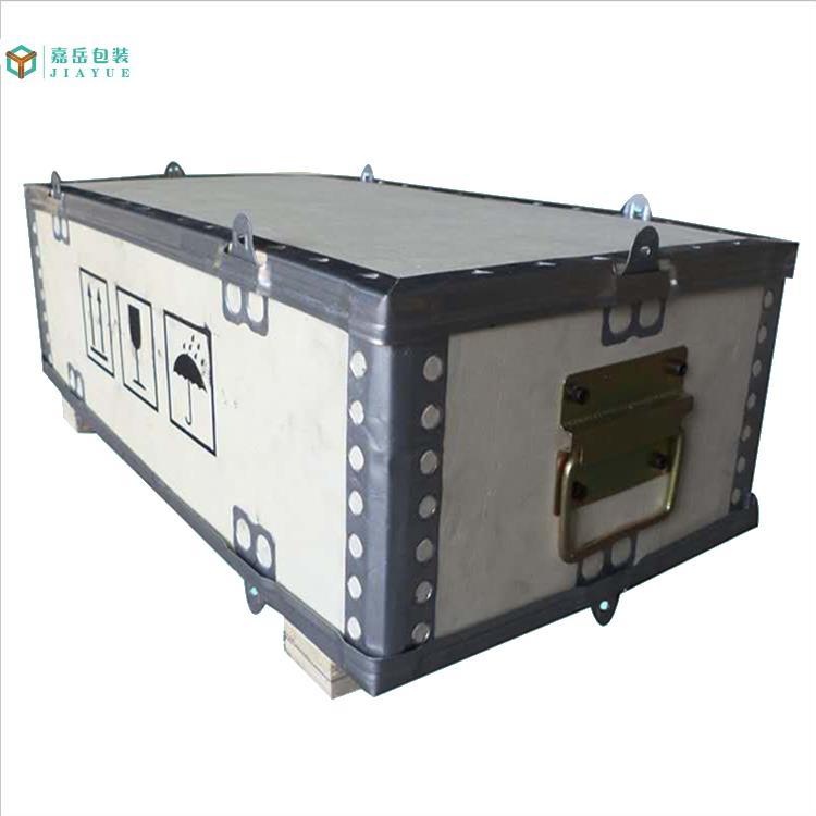 上海钢带箱便宜 服务为先 上海嘉岳木制品供应