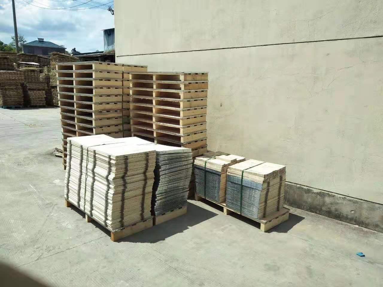 上海钢带箱定制公司 上海嘉岳木制品供应