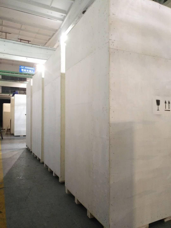 上海大型出口木箱厂家直销 服务为先 上海嘉岳木制品供应