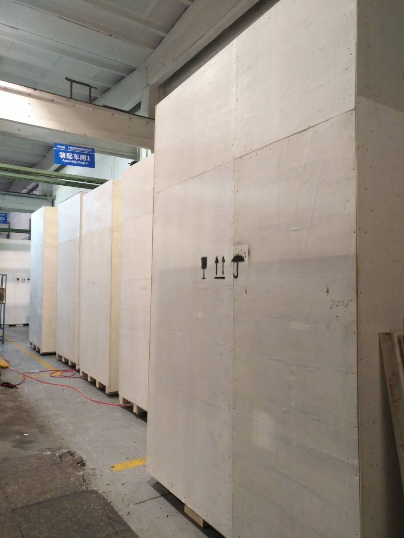 上海大型出口木箱定制厂家 上海嘉岳木制品供应