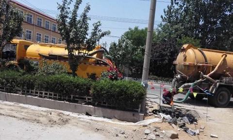 惠州泸州工厂化粪池清理设备 惠州市惠城区家洁疏通供应