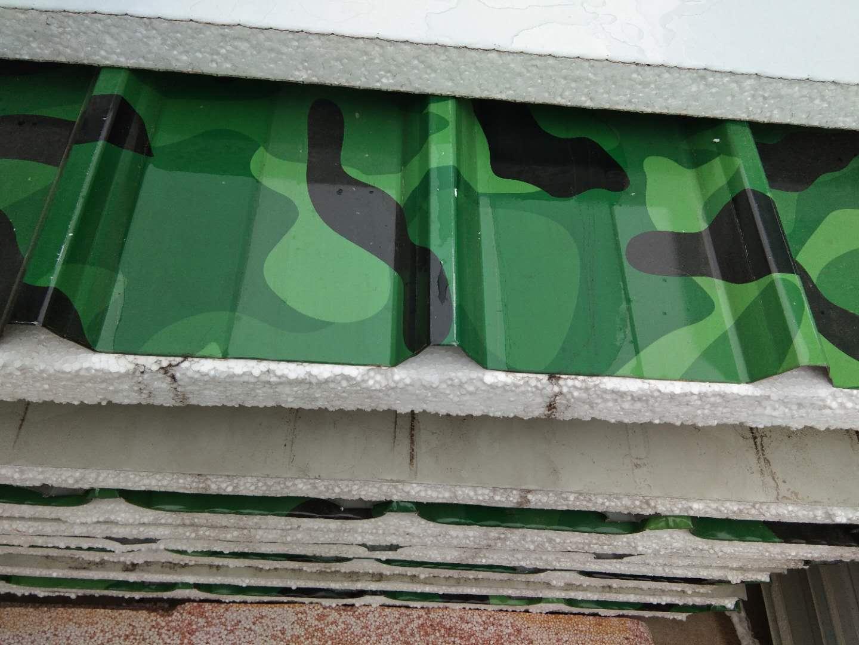 泉州泡沫彩钢夹芯瓦安装,夹芯瓦