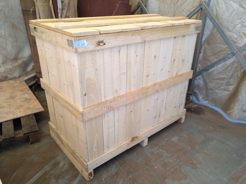 上海熏蒸木箱厂家哪家好 服务为先 上海嘉岳木制品供应