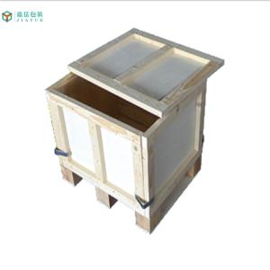 上海卡扣木箱厂家价格 上海嘉岳木制品供应
