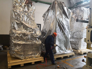 上海真空包装木箱生产厂家 上海嘉岳木制品供应