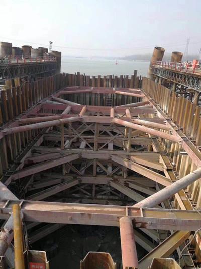 巢湖优质打桩机大型管道,打桩机