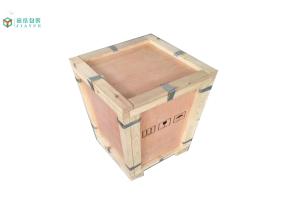上海卡扣木箱報價 上海嘉岳木制品供應