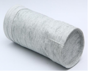 Yunnan polyester water-repellent and oil-proof needle felt filter bag, needle felt filter bag
