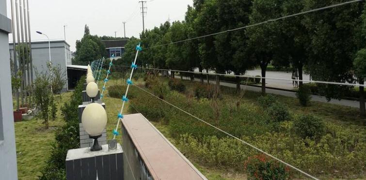 长寿区张力电子围栏上门安装 欢迎来电 聚叶供应