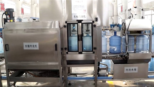 山东口碑好桶装水灌装生产线设备哪家好 信息推荐「海阳市田原机械供应」