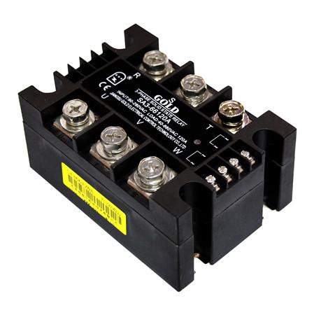 云浮三相固态继电器厂家实力雄厚,三相固态继电器