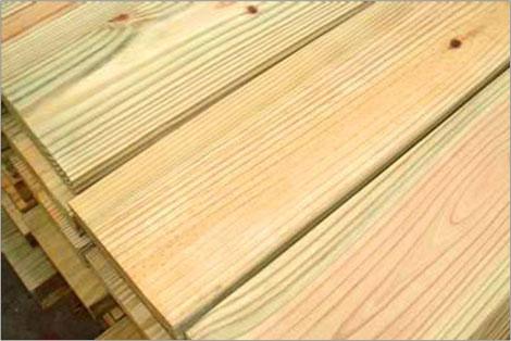 潍坊防腐木地板批发,防腐木