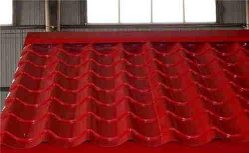 隔热防腐彩铝瓦生产厂家,彩铝瓦