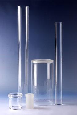 上海专业光纤配套用石英玻璃生产 服务至上 山东晶驰石英供应