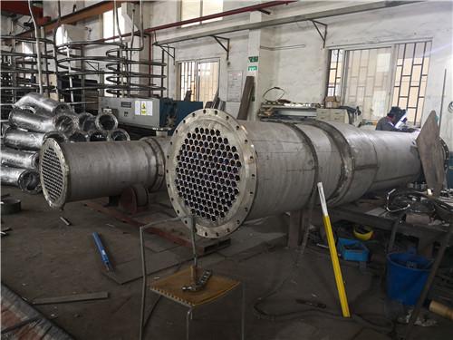 沈阳U型钛换热器,钛换热器