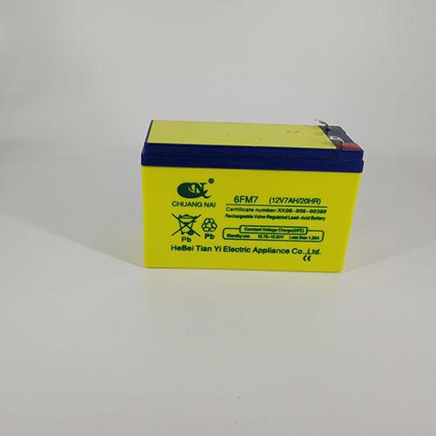 云南蓄電池12v7銷售電話 河北天一電器供應