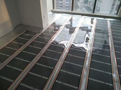 厦门专业电热膜 厦门易居阳光节能科技供应