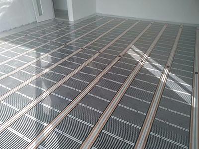 厦门原装电热膜规格尺寸 厦门易居阳光节能科技供应