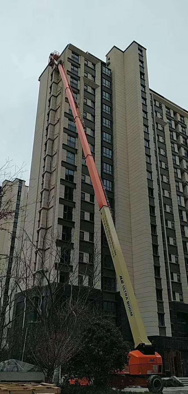 上海口碑好直臂升降机出租规格齐全 诚信经营「无锡市启望达机械设备租赁供应」