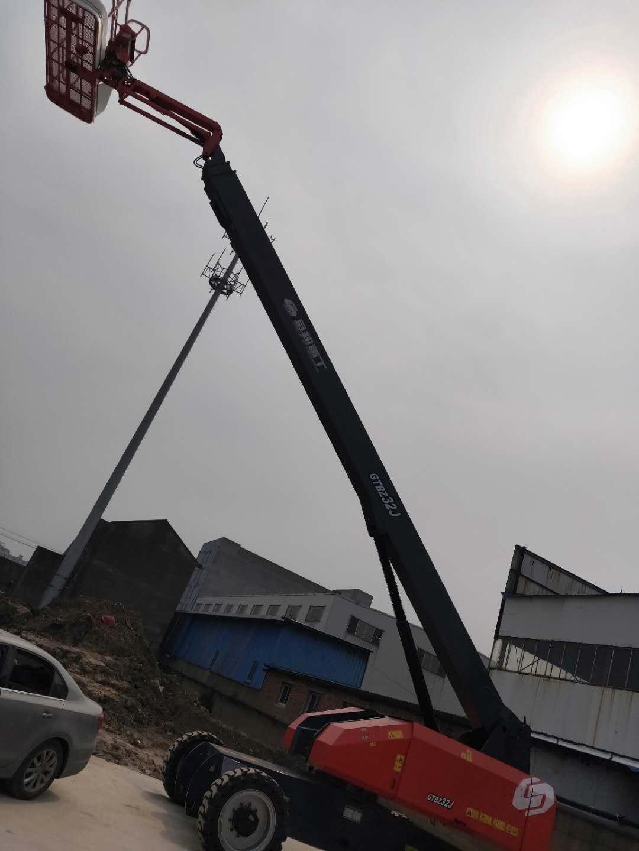 宁波通用直臂升降机出租,直臂升降机出租