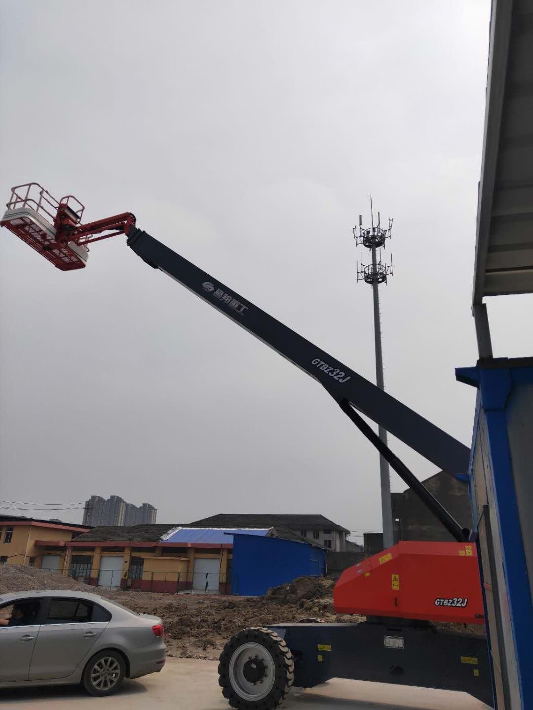 杭州自动直臂升降机出租新报价,直臂升降机出租